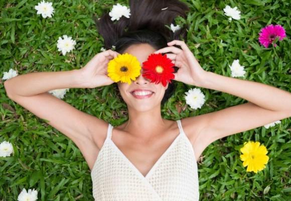 Cómo afecta la primavera a tu piel